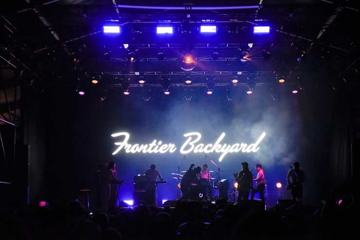 FRONTIER BACKYARD『Fantastic every single day』Release tour  - 2018年11月9日(金) at TSUTAYA O-WEST/西寺郷太(NONA REEVES)のゲスト出演が決定。