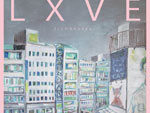 Jinmenusagi – 4th Album『LXVE 業放草 [Deluxe Edition] 』再発リリース。