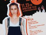 『HONEYTRAP feat.Mija』2018年11月23日(金)at 渋谷 SOUND MUSEUM VISION