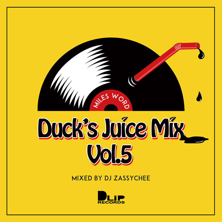Miles Word - Free Mix Tape『Duck's Juice Mix 5』を発表。