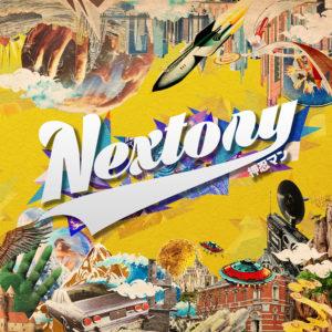 押忍マン - New Album『Nextory』Release