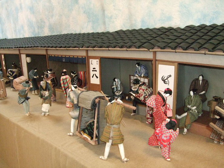 和紙人形の世界展
