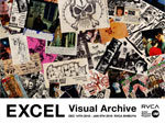 "『""EXCEL Visual Archive""展』2018年12月14日(金)~2019年1月6日(日)at RVCA SHIBUYA"