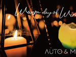 Auto&mst『Warm day of winter』(Official Music Video) with Kamecandle