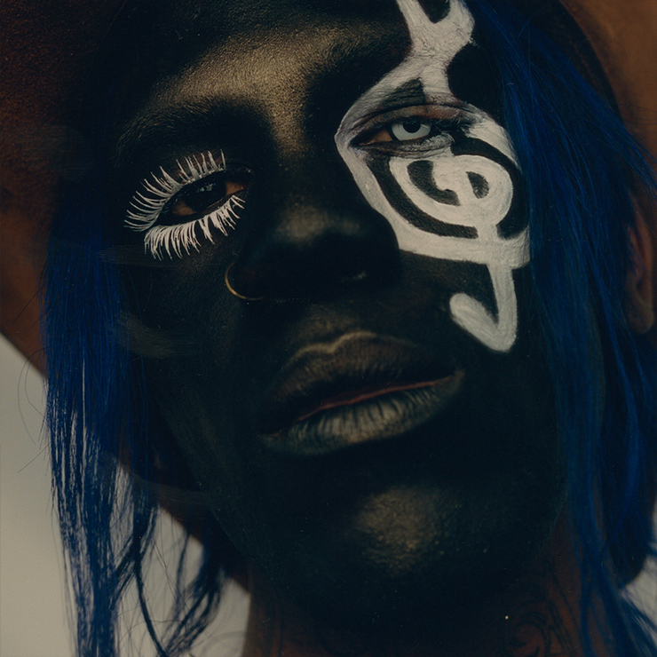"""『Yves Tumor """"Safe In The Hand Of Love"""" release tour』2018年12月20日(木)at 渋谷 Contact"""