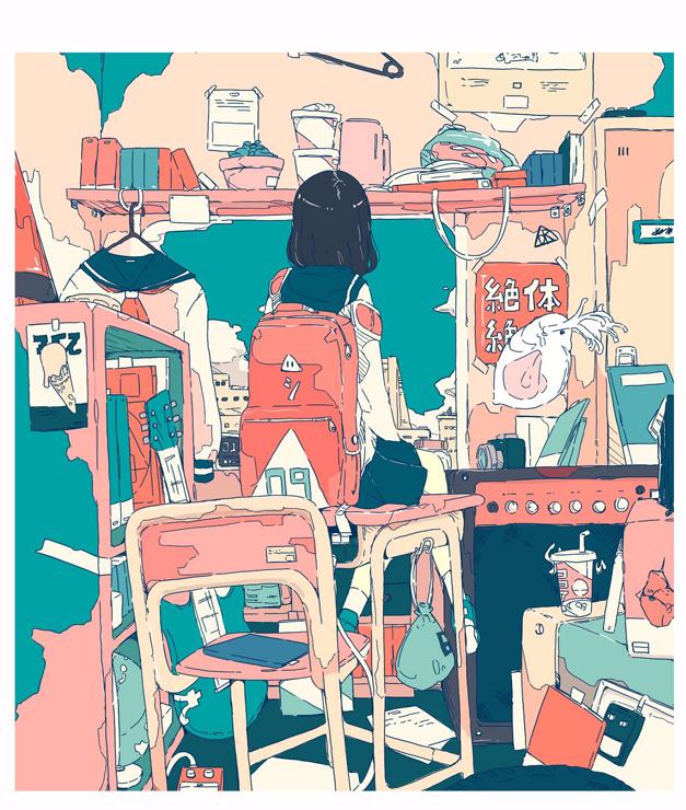 『ダイスケリチャード 作品展』2018年12月1日(土)~12月29日(土)at 中目黒 FRAMES