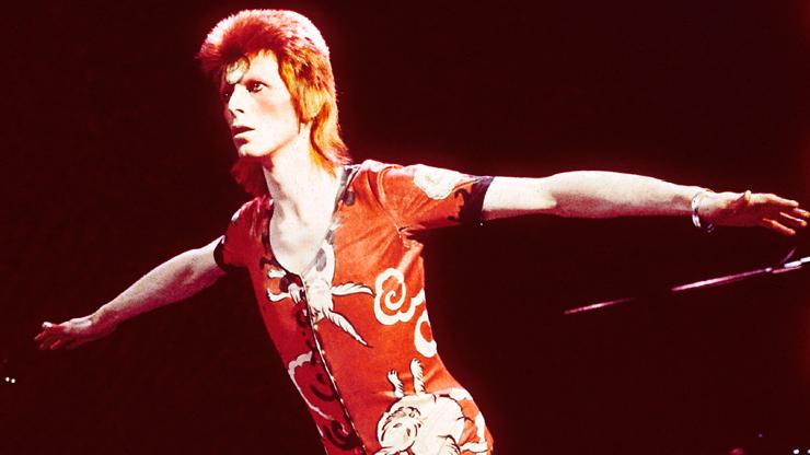 David Bowie/デヴィッド・ボウイ