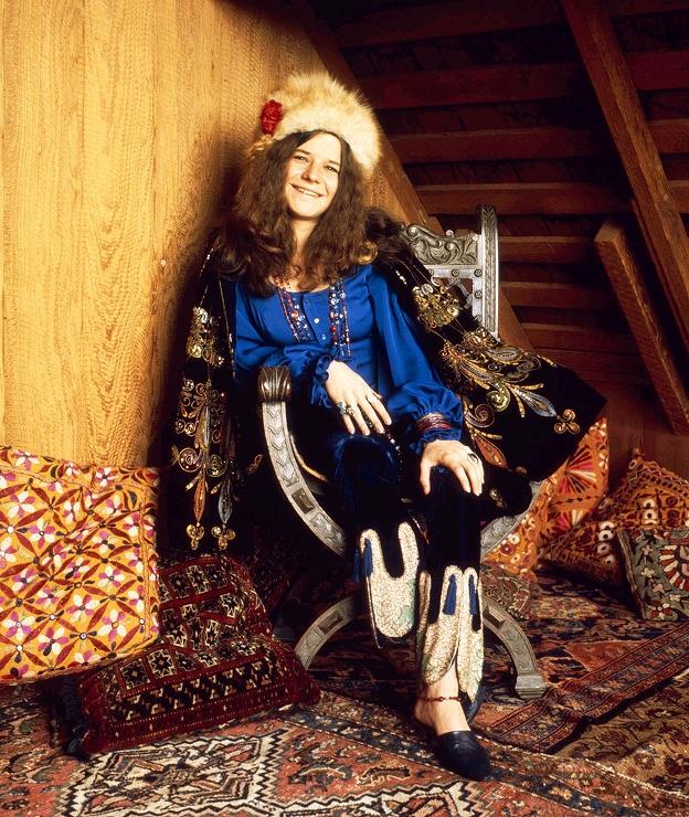 ジャニス・ジョプリン/Janis Joplin