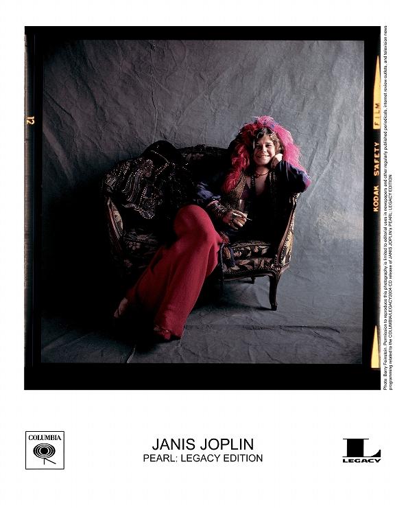 ジャニス・ジョプリン,ライヴ・ドキュメンタリー・フィルム『ジャニス』