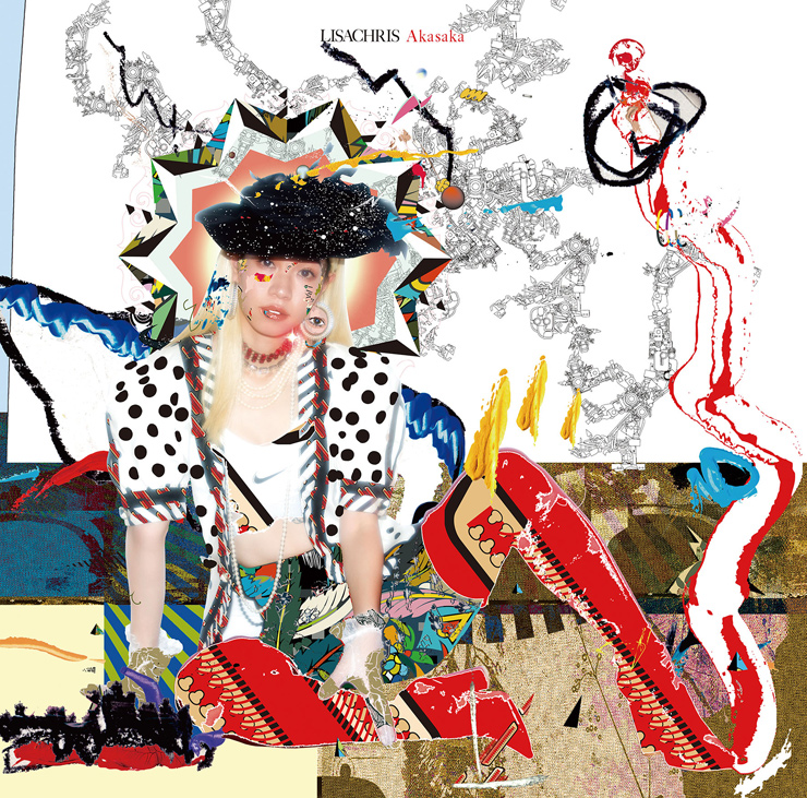 LISACHRIS - 1st Album『Akasaka』Release