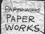 "『2019 New Year Group Show ""PAPER WORKS""』2019年1月5日(土)~20日(日)at THE blank GALLERY"