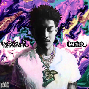 Cz TIGER - 1st Album『WHATEVER』Release