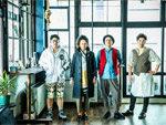 bohemianvoodoo – New Album『MOMENTS』Release