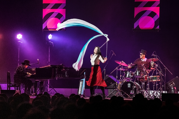 "H ZETTRIO LIVE ""WITH US"" in GRANSHIP@ 静岡県コンベンションアーツセンター (2019.02.10) ~REPORT~"
