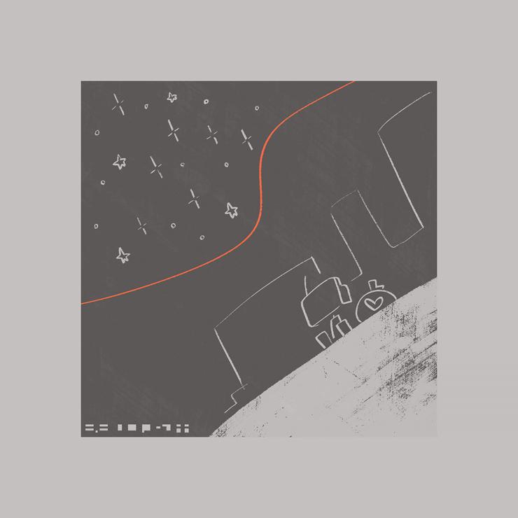 黒魔 - 1st Full Album『愛を喜ぶ街』Release