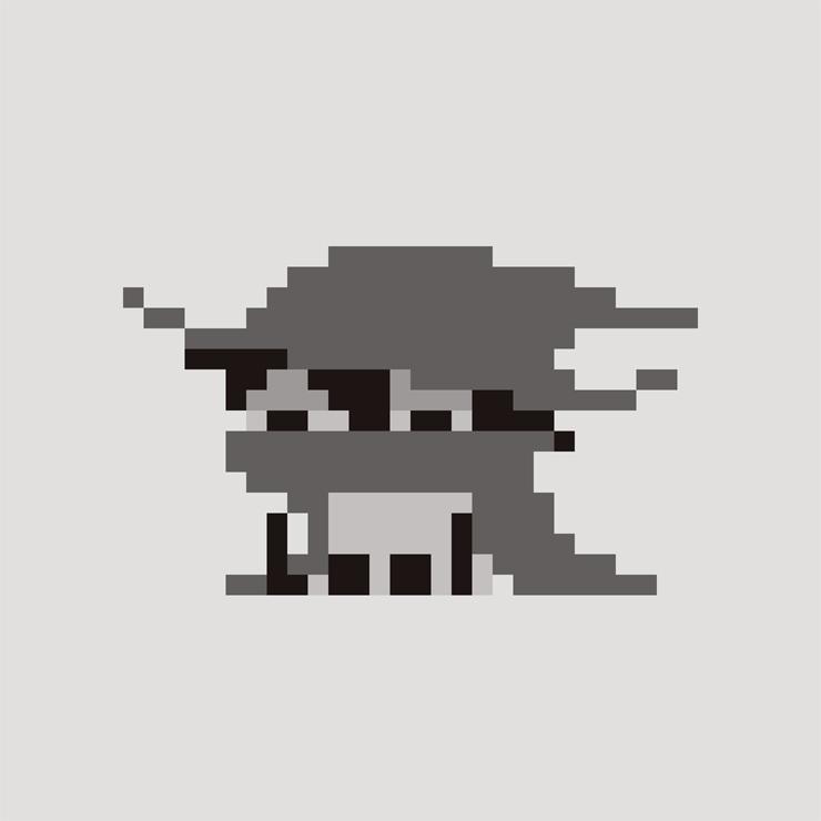 黒魔(Chroma