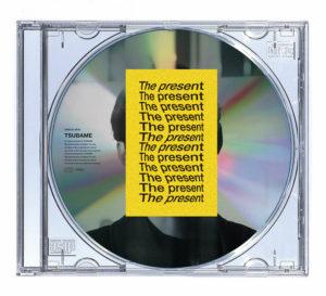 TSUBAME - 1st solo Album『THE PRESENT』Release