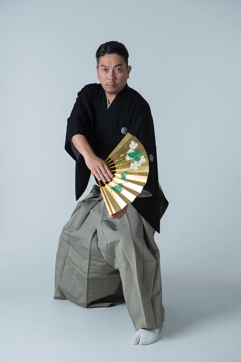 大藏基誠 Ohkura Motonari (能楽師狂言方)