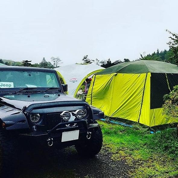 キャンプ情報