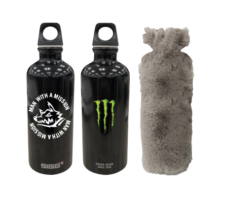 【Cコース】Monster Energy ✕ MAN WITH A MISSION コラボタンブラー