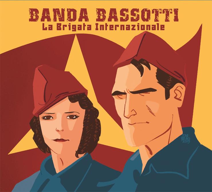 BANDA BASSOTTI - BEST ALBUM『LA BRIGATA INTERNAZIONALE』Release