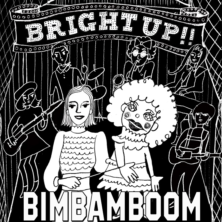 BimBamBoom - New Single『Bright Up』Release