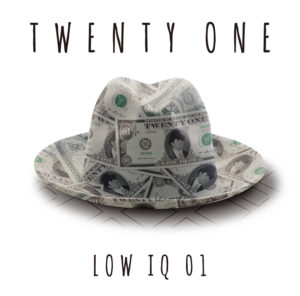 LOW IQ 01 - 8th Album『TWENTY ONE』