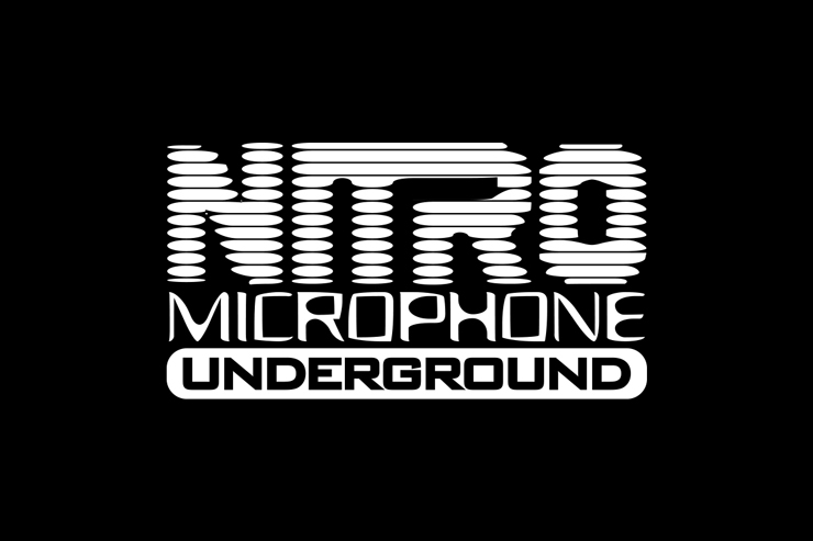 NITRO MICROPHONE UNDERGROUND(ニトロマイクロフォンアンダーグラウンド)