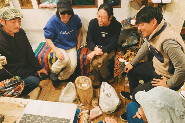 Indus&Rocks リミックスアルバム「NAZORU」完成記念インタビュー
