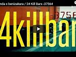 dj honda x benizakura『24 Kill Bars -37564』MUSIC VIDEO