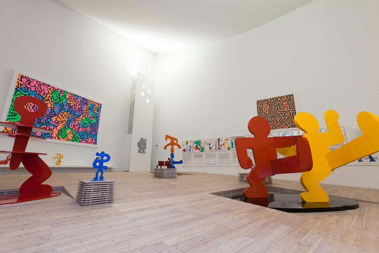 中村キース・ヘリング美術館 希望の展示室