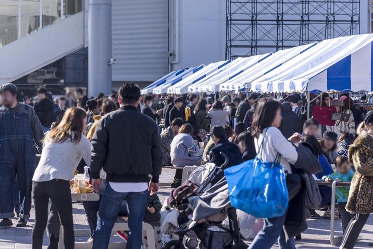 『FURUGI FESTIVAL 2019』2019年5月26日(日) at 東京・大井競馬場 ウマイルスクエア