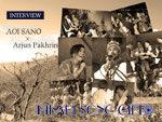 HIKARI SONG GIFT Vol.4 (AOI SANO × Arjun Pakhrin) Interview