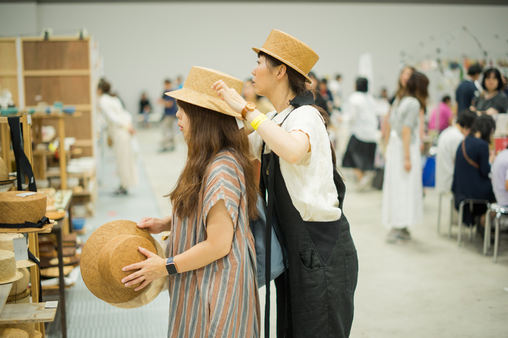 『HandMade In Japan Fes'2019』2019年7月20日(土)・21日(日) at 東京ビッグサイト西1・2ホール