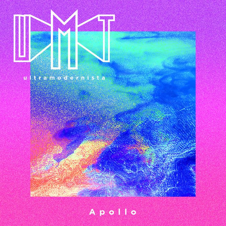 ultramodernista - New Single『Apollo』配信リリース。
