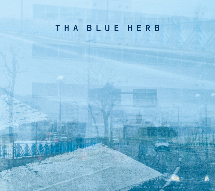 THA BLUE HERB - 5th ALBUM「THA BLUE HERB」〔通常版〕