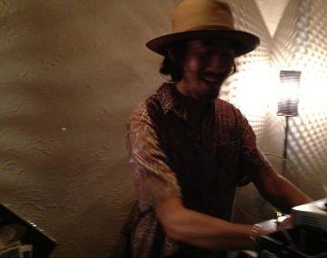 DJ/TAN IKEDA a.k.a. P.M.D.M.F! (BANDIT BUGGY)