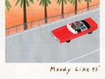 Optic – New Cassette Tape『Moody Like 95'』Release
