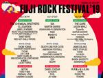 FUJI ROCK FESTIVAL '19 ~タイムテーブル発表・最終ラインナップ決定~