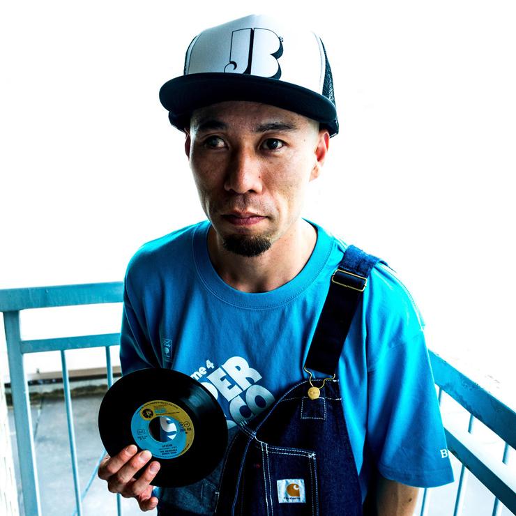 DJ KOCO a.k.a. SHIMOKITA
