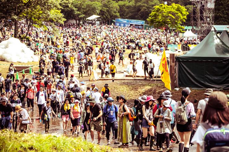 FUJI ROCK FESTIVAL '19 ~REPORT~