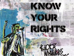島キクジロウ & NO NUKES RIGHTS – New Album『KNOW YOUR RIGHTS』Release