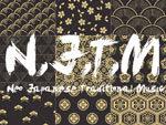 『N,J,T,M ~Neo Japanese Traditional Music~』2019年9月14日 (土) at 川崎 ラ チッタデッラ 中央噴水広場 ~全出演者発表~