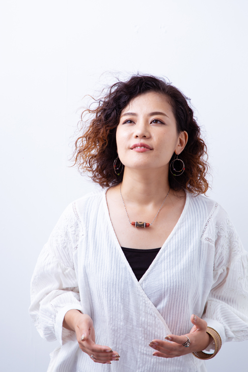 佐野碧 (SANO AOI)