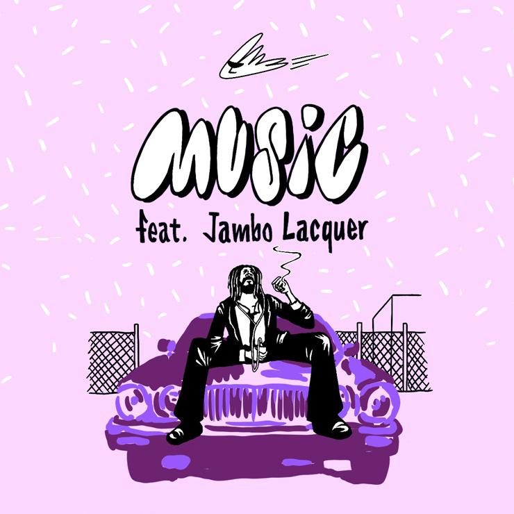 バブルソ - Music feat. Jambo Lacquer