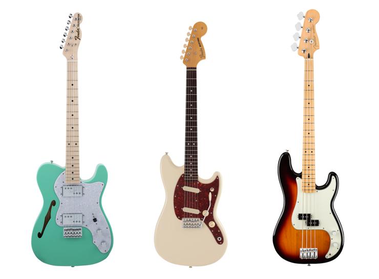 賞品のギター