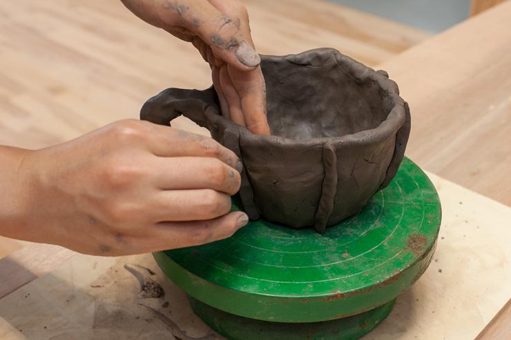3F:陶芸工房