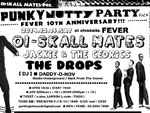 ~Oi-SKALL MATES presents~「PUNKY NUTTY PARTY Vol.9」x FEVER 10th ANNIVERSARY - 2019年12月14日(土) at 新代田FEVER