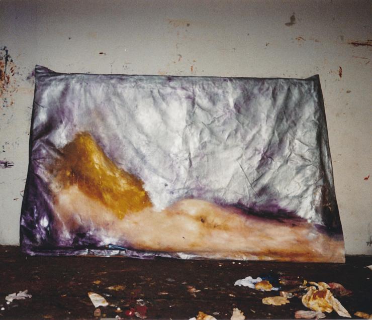 小林正人 Unnamed 2003 2003 oil, canvas, wood, tube colors, 173x300x40 cm 添付ファイル エリア