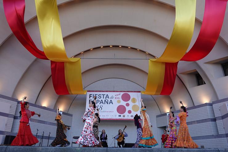 スペインフェスティバル『フィエスタ・デ・エスパーニャ2019』2019年11月23日(土)24日(日)at 代々木公園イベント広場